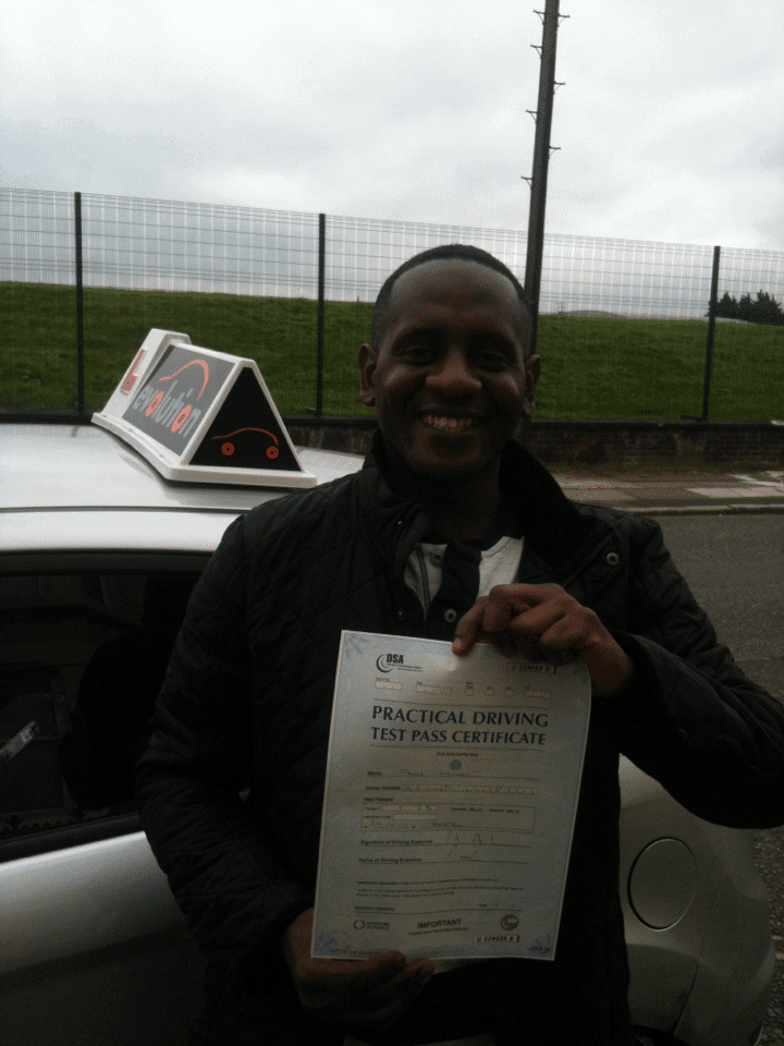 Kensington pupil had driving lessons in Liverpool
