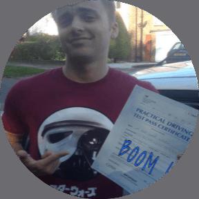 Evolution driving school Testimonials