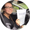 Childwall pupil had driving lessons in Liverpool