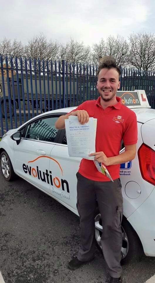 Wavertree pupil had driving lessons in Liverpool