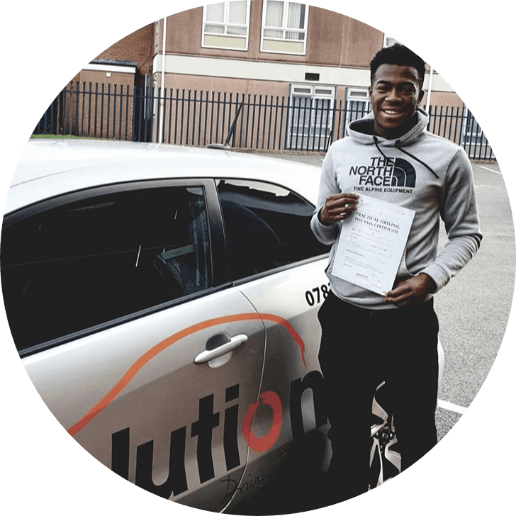 intensive driving lessons in liverpool
