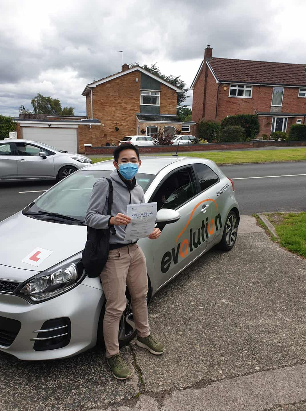 driving lessons in liverpool covid 19
