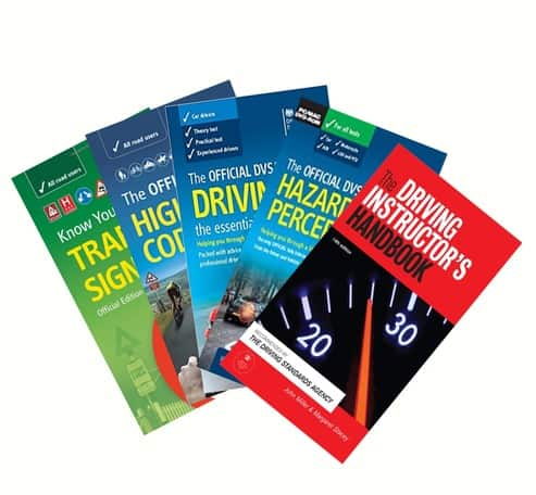 training to become a driving instructor