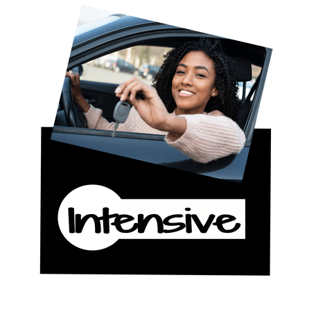 Evolution intensive driving course in Liverpool
